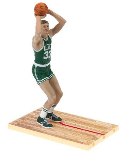 McFarlane Toys NBA Sports Picks Legends Series 1 Action Figure Larry Bird (Boston Celtics)