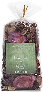 Hosley Lavender Potpourri Bag, 4 Oz. Infused with Essential Oils. Ideal Gift for Weddings, Spa, Reiki, Meditation Settings O4
