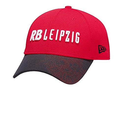 RB Leipzig New Era 39forty Shine Cap, Rot Herren One Size Kappe, RasenBallsport Leipzig Sponsored by Red Bull Original Bekleidung & Merchandise