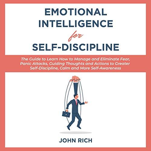 Couverture de Emotional Intelligence for Self Discipline