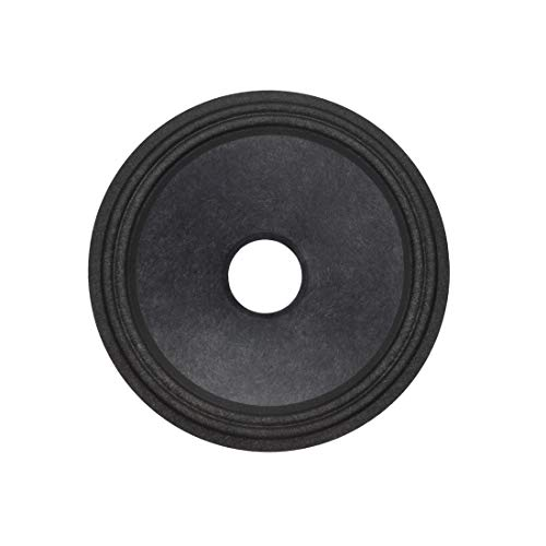 Great Deal! uxcell 10 inches Paper Speaker Cone Subwoofer Drum Paper 2.5 inches Coil Diameter with 2...