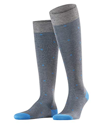 FALKE Herren Dot M KH Socken, Blickdicht, Grau (Steel Melange 3166), 43-46 (UK 8.5-11 Ι US 9.5-12)