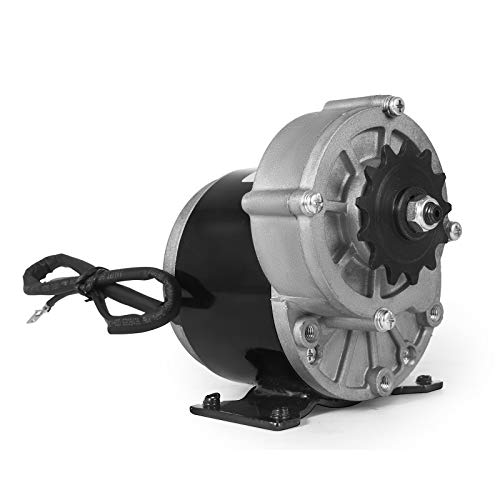OldFe 24V Getriebemotor 350W Elektrischer Bürstenmotor 3000 U Electric Brush Motor 3,15 kg Bürstenmotor