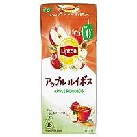リプトン アップルルイボス ティーバッグ 15袋×6箱入×(2ケース)
