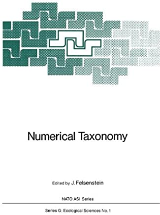 Numerical Taxonomy (Nato ASI Subseries G:)