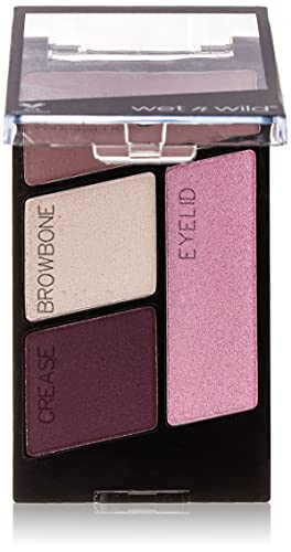 Wet n Wild - Color Icon Eyeshadow Quads - Pequeña...