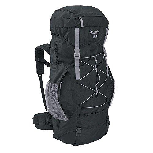 Brandit Back Bag Rucksack Aviator 80 schwarz