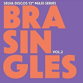 Baianá (Brasingles Vol. 2) (Wolf Mueller's Drum Drop)