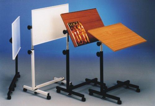 Variett Standard Servier-Tablett mit Standfuß Servierwagen Buche dunkelbraun