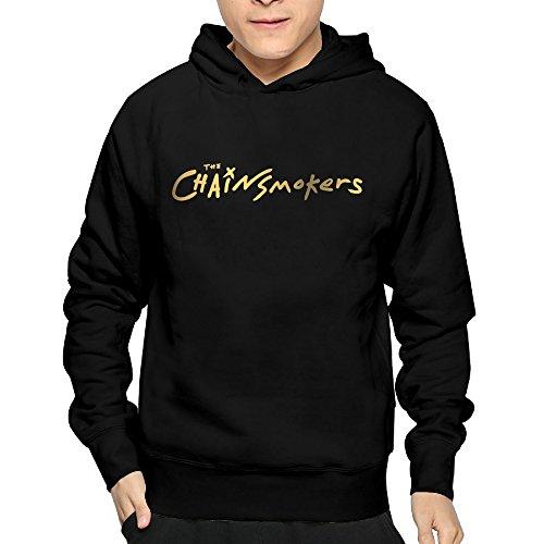 The Chainsmokers Logo Roses #Selfie Man Sweatshirt