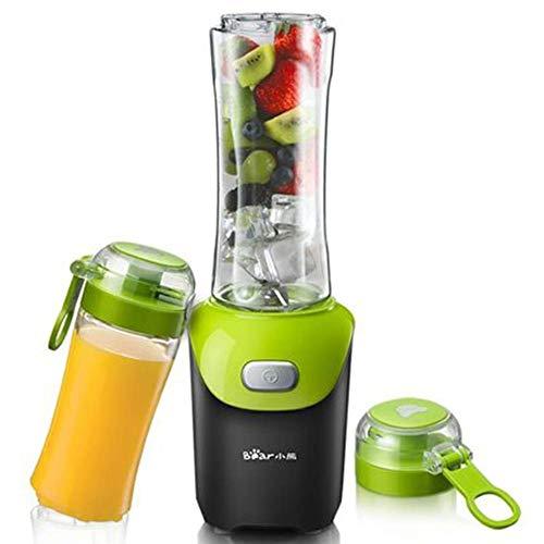 ECSWP Tragbare Haushalts Mini Elektrische Saft Tasse Wasser Saft Automatische Obst-und Gemüsesaftpresse