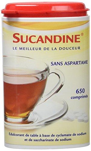 Pagès Cyclamate Saccharine 650 Comprimes - Lot de 3