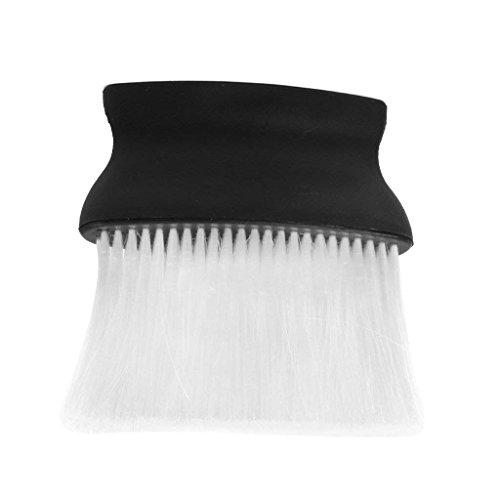 Puissance Ferhd Salon de coiffure Coupe de cheveux Barber cou Brosse plumeau courte Style
