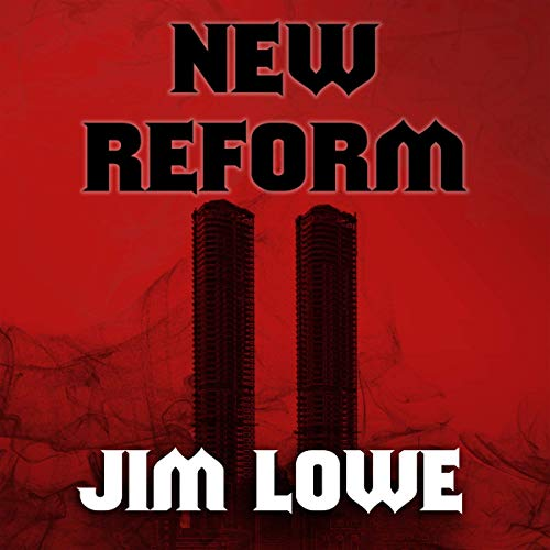 New Reform audiobook cover art