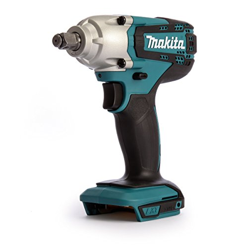 Makita DTW190Z DTW190Z-Llave de impacto 18V Litio 190 NM, 0 W, 18 V, Blue/Black, S