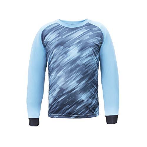 Total Soccer Factory Spectra Goalkeeper Jersey (Light Blue, AS (Chest 38-40'))