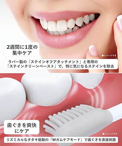 パナソニック電動歯ブラシドルツシルバーEW-DP53-S