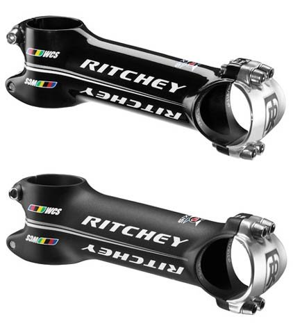 Ritchey Potence WCS 4-Axis 25.4 BB Black LG 120 Adulte Unisexe, Noir, Taille Unique