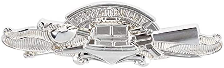 Medals of America Navy Expeditionary Warfare Specialist Badge Mirror Finish