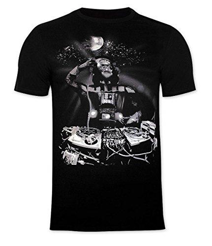 Star Wars T-Shirt DJ Darth Vader In Da House - T-Shirt (XL)