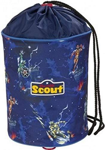 Scout Basic borsone da sport Ø 21 cm