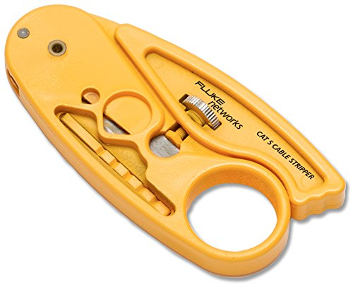 Fluke Networks 11230002 Round Cable Stripper