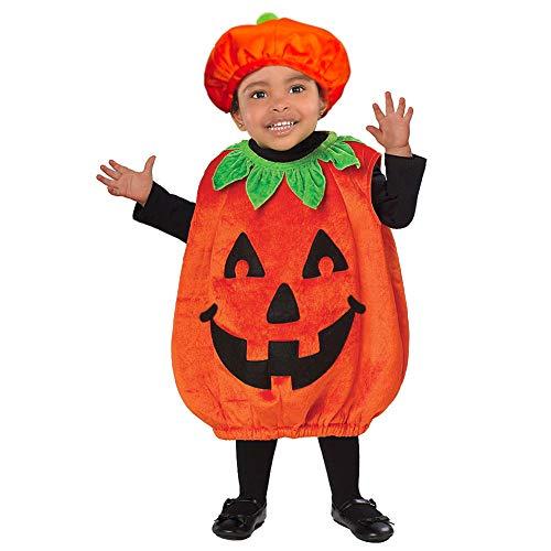 BigOtters Halloween Pumpkin Costume Set,...
