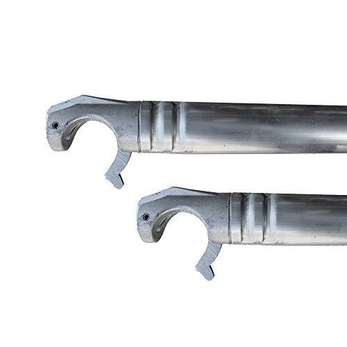 Alumexx Diagonale Strebe 190 cm - Strebe - AS & FS Rollgerüst - Gerüst - Zubehör - Verstrebung