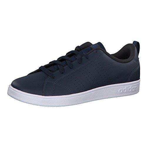 adidas Vs Advantage Cl K, Scarpe da Tennis Unisex-Adulto, Blu (Conavy/Traroy/Ftwwht 000), 39 1/3 EU