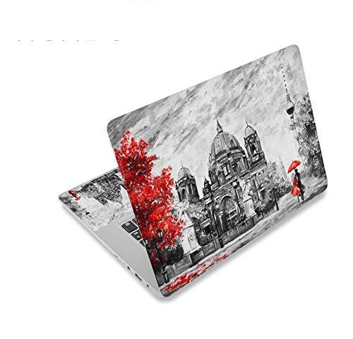 Sticker Pegatina para ordenador portátil de 15', 15,6', 13', 13,3' y 14' para MacBook, HP, Acer/Xiaomi-Laptop Skin-17'