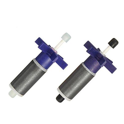 HW302 HW402 Filtro de bote Eje de rotor de impulsor original para...