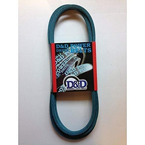 D&D PowerDrive 954-0131 MTD or CUB Cadet Kevlar Replacement Belt, 1 Band, Rubber