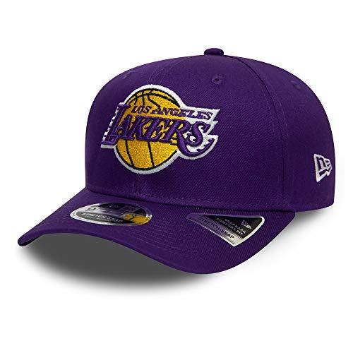 New Era Los Angeles Lakers NBA Team 9fifty Stretch Snapback Cap S-M (6 3/8-7 1/4)