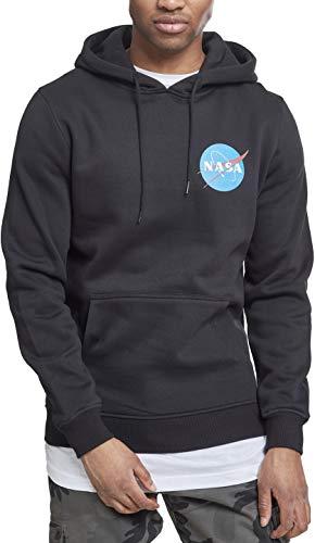 Mister Tee NASA Small Insignia Hoody Black XXL