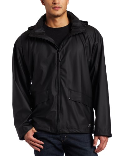 Helly Hansen Herren Jacke Voss Jacket, Black, 4XL