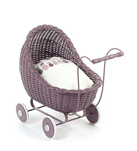 Smallstuff Puppenwagen Dark Rose