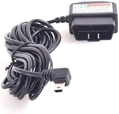 OBDII Charging Cable Mini USB Power Adapter with Switch Button 16Pin OBD2 Connector Direct Link product image