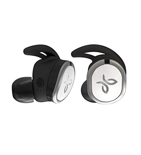 Jaybird RUN True Wireless Headphones for Running, Secure Fit, Sweat-Proof and Water Resistant, Custom Sound, 12 Hours In Your Pocket, Music + Calls (Drift) (Certified Refurbished)