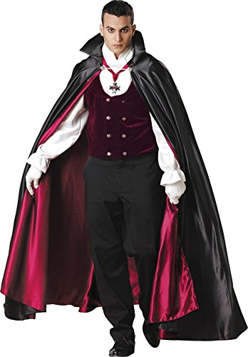 Costumes For All Occasions IC1001LG Grand adultes gothique Vampire
