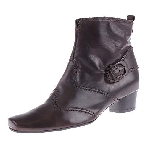 Gabor damesschoenen enkellaarzen Espresso 9661735