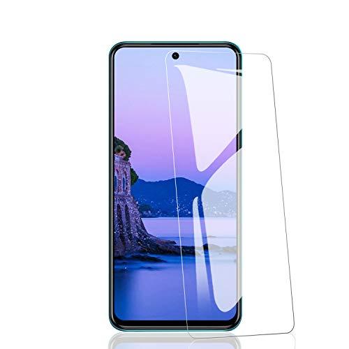 RIIMUHIR Verre Trempé pour Xiaomi Redmi Note 9S/Pro/Pro Max [3 pièces], Films et Protections d'Écran pour Xiaomi Redmi Note 9S/Pro/Pro Max, Film Protecteur en Verre Trempé [HD et Transparent]