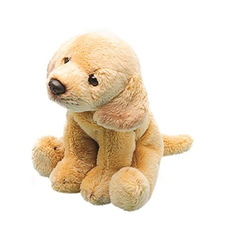 Yomiko 12002 - Suki Gifts sitzender Labrador Hund, 12.7 cm