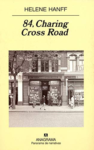 84, Charing Cross Road (Panorama de narrativas nº 522)