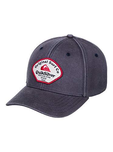 Quiksilver Beakers - Snapback Cap - Snapback-Kappe - Männer - ONE Size - Blau