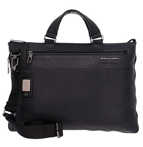 Piquadro Akron Laptop bag 15? black