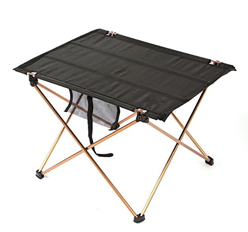 Outdoor grote opvouwbare aluminium tafel opvouwbare salontafel barbecue picknicktafel