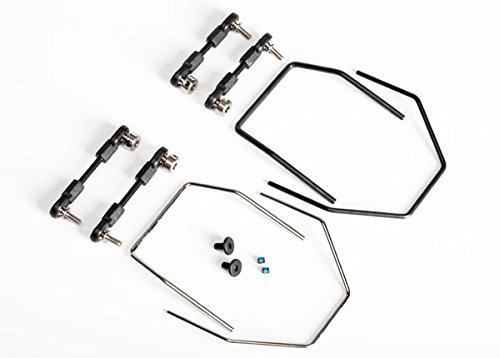 Traxxas 16 504,9 cm XO-1 Sway Barre kit Modèle de Voiture pièces