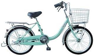 パンクしない自転車 軽くこげる軽快車 20型 変速無し 20インチ