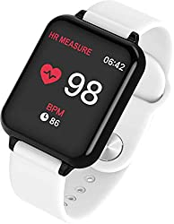 Smartwatch Activity Fitness Tracker with Heart Rate Monitor Sleep Tracker Step Counter