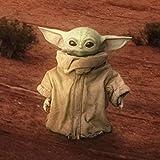 Happy Baby Yoda